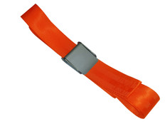 Nylon 1 pc. Metal Cam Spineboard Strap - 7'