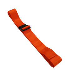 Nylon 1 pc. Plastic Buckle Spineboard Strap - 7'