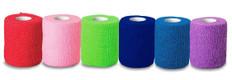 "Ever Guard Co-Flex Self Adherent Bandages - Colors (4"")"