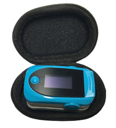 Fingertip Pulse Oximeter Case - Oval