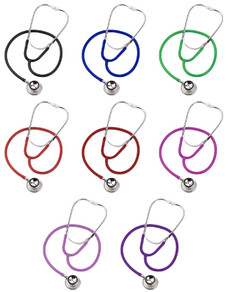 EverGuard Dual Head Stethoscope Adult - Colors