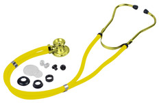 EverGuard Sprague Rappaport Type Stethoscope - Gold