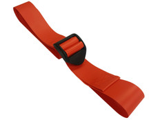 Impervious 1 pc. Plastic Ladderloc Spineboard Strap - 9'